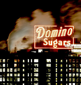 Domino Sugars Sign, Baltimore, MD