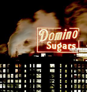 Domino Sugars Sign, Baltimore, MD