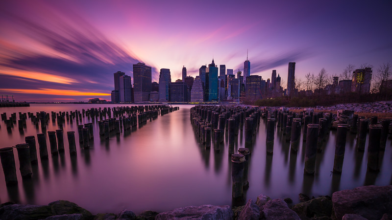 New York Twilight