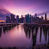 New York Twilight