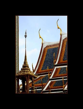 Roofs, Bangkok