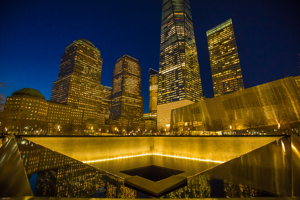 South Pool of Ground Zero