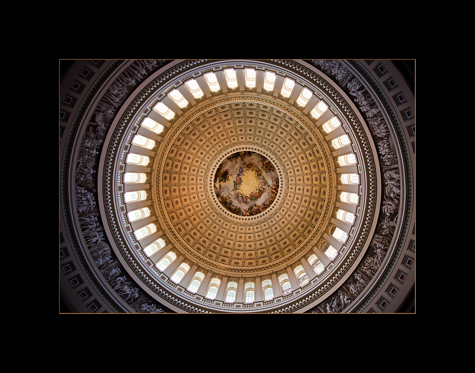 Capitol Rotunda, Washington, DC