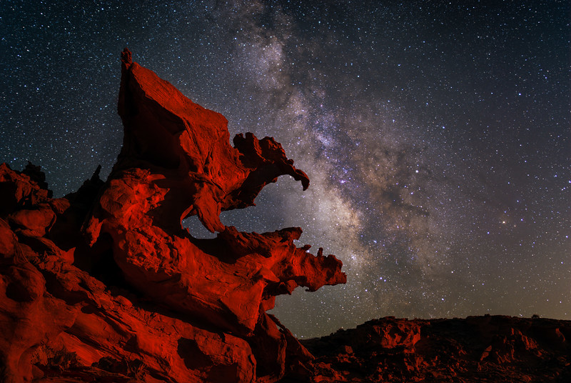 Dragon Ride Mesquite Nevada