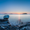 Sunrise at Bar Harbor, Maine