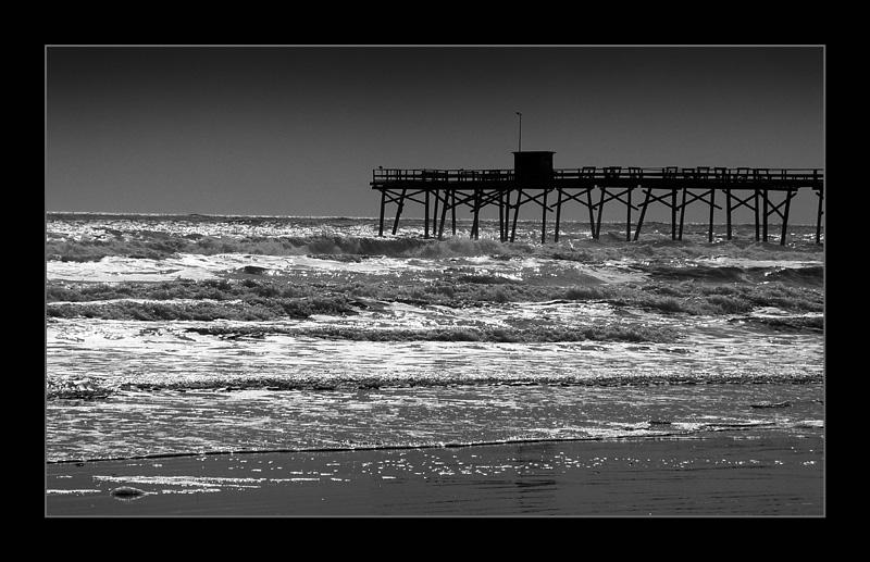 The Pier at Atlantic Beach, North Carolina