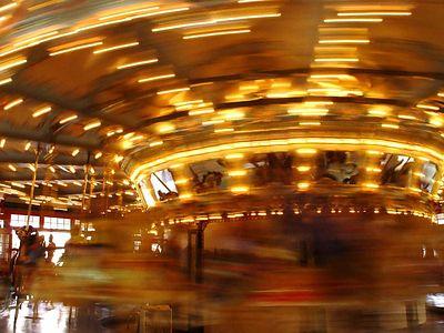 The Old Carousel, Glen Echo, MD
