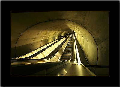 Dupont Circle Metro Station, Washington DC