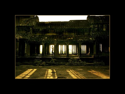 Early Morning Light, Angkor Wat, Cambodia