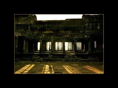 Early Morning Light, Angkor Wat, Cambodia