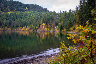Lake Pend Oreille, Button Hook Bay ~ Idaho