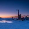Bayfield Harbor - Winter