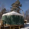 Bayfield County Yurt