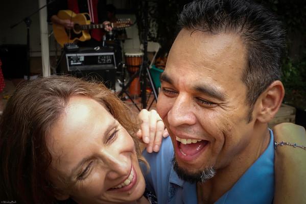 Orlando & Lisa Vasquez reception 2014