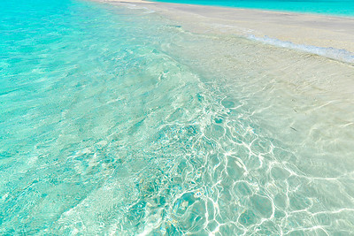 Aquamarine Horizontal