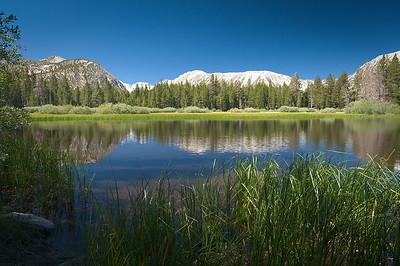 Mountain Escape: Reflections