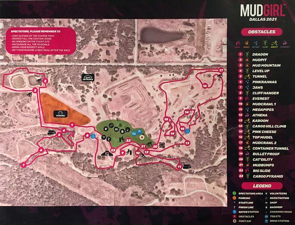 Mudgirl Run  4/10/21