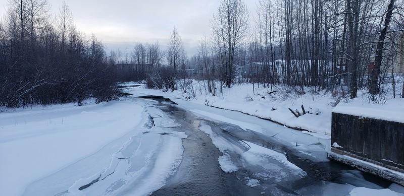 Ship Creek Overlook Park, Anchorage AK