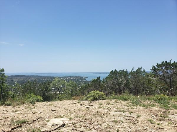 Jordan at Spider Mountain Texas - 7/6/19