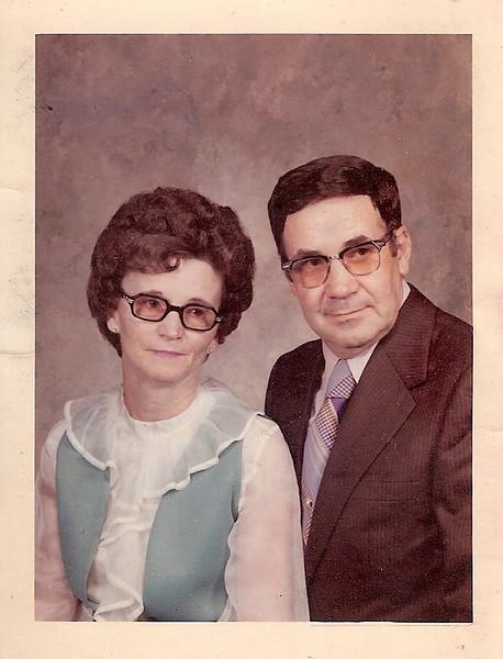 Richard William Garriott and Alzie Amburogy Garriott