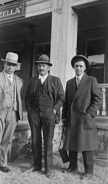 Grand Pa Butch, John and William J Chesak