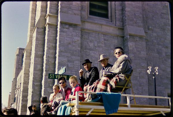 Thanhksgiving Day Parade ~1964