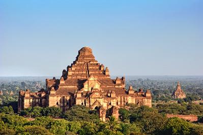Bad Luck Temple, Dhammayangyi Pahto, Bagan