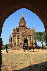 Postcard from Bagan (Pagan)