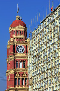 High Court Clock Tower, Yangon