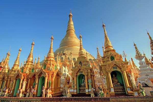 Myanmar (Burma) - Yangon (Rangoon)
