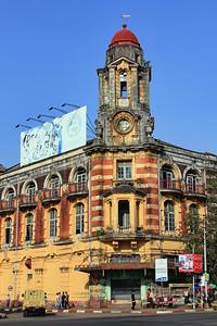 Old Rowe & Co  Emporium (Immigration Dept), Yangon