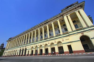 Yangon Division Courts, Strand Road
