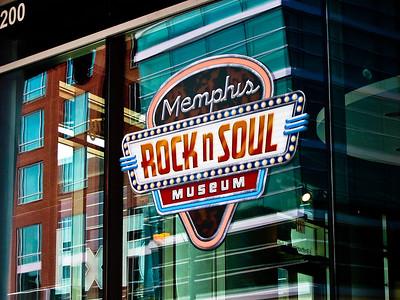 Rock n Soul Museum, Memphis TN  (http://memphisrocknsoul.org/)
