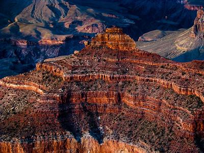 Driving Trip around the Grand Canyon, Arizona