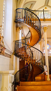 Miraculous Stairway, Loretto Chapel