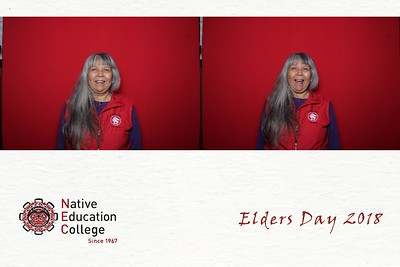 NEC Elders Day 2018
