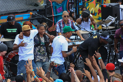 Pharrell Williams N.E.R.D Live At Special Sauce Bayshore Long Island New York