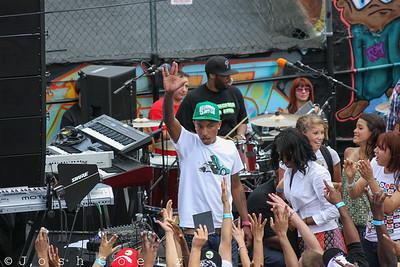 Pharrell Williams N.E.R.D