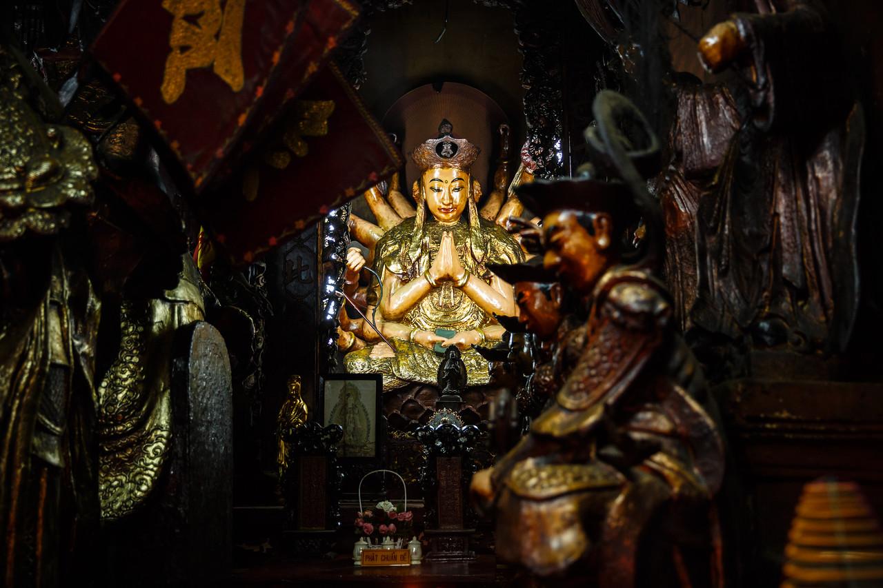 Jade Emperor Pagoda | Ho Chi Minh City, Vietnam