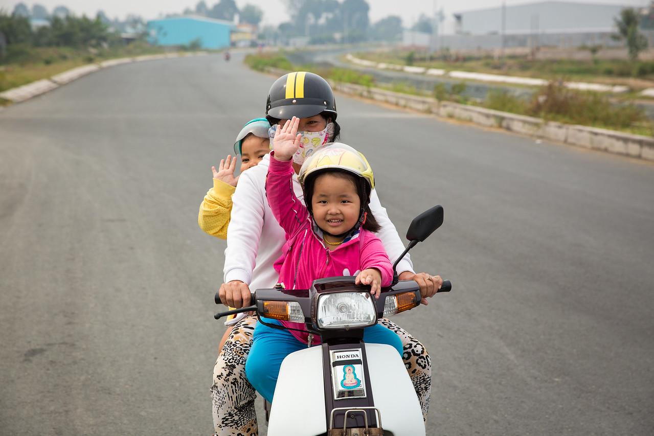 Smiles and Waves |  Bến Tre, Vietnam