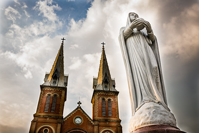 Saigon Notre-Dame Basilica | Ho Chi Minh City, Vietnam