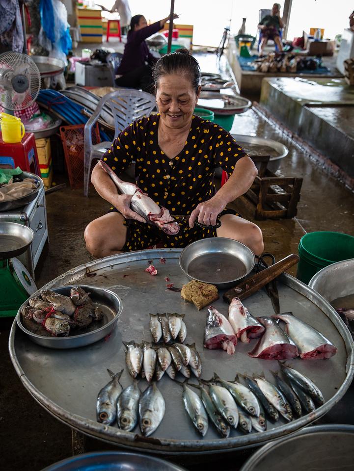Fish Market | Bến Tre, Vietnam