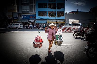 Baskets | Ho Chi Minh City, Vietnam