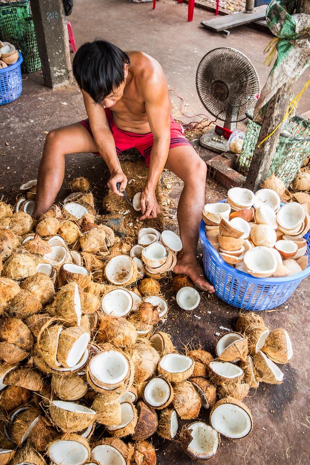 Coconut Processing Plant | Bến Tre, Vietnam