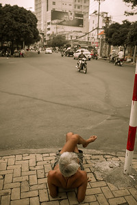 Lounging | Ho Chi Minh City, Vietnam