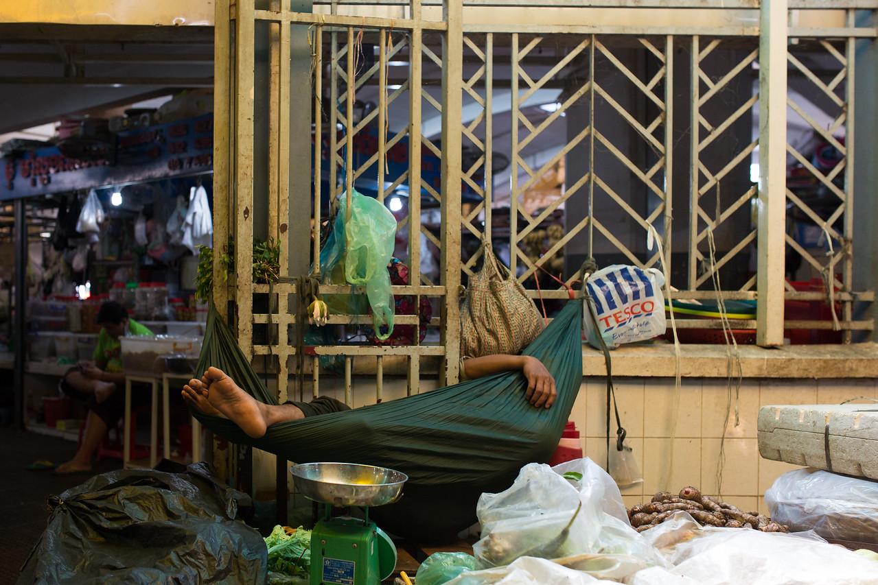 Nap Time | Phnom Penh, Cambodia