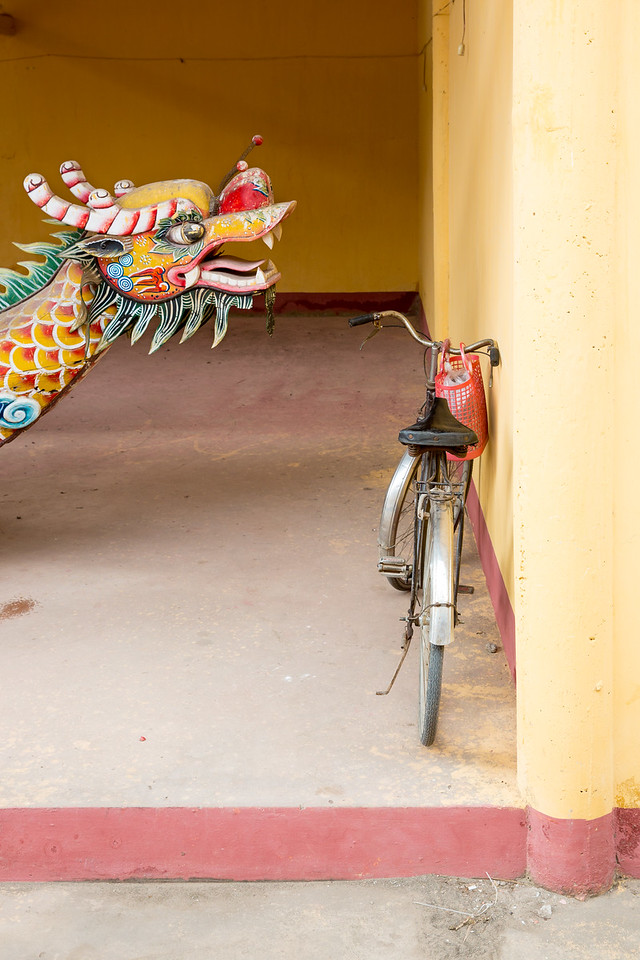 Dragon & Bike | Bến Tre, Vietnam