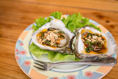 Five Oysters Restaurant | Ho Chi Minh City, Vietnam