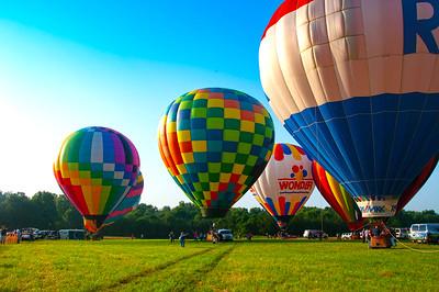 Quick Chek Festival of Ballooning - 2018