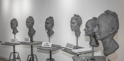 National Sculpture Society Young Sculptors Modeling Competition